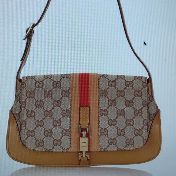 5bc1717a4ef74 Vintage Gucci Jackie O Hobo Bag